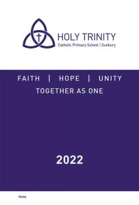 Holy Trinity Catholic PS PVC RT